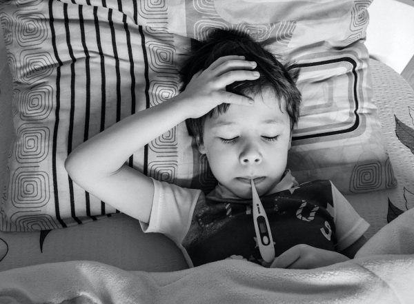Thermometer kinderen